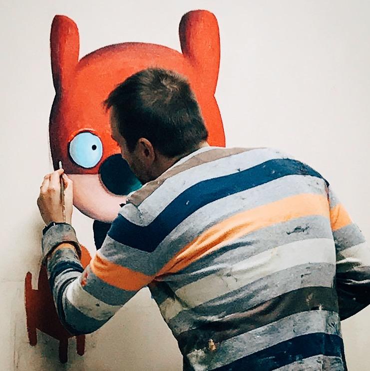 Edgar plans pintor