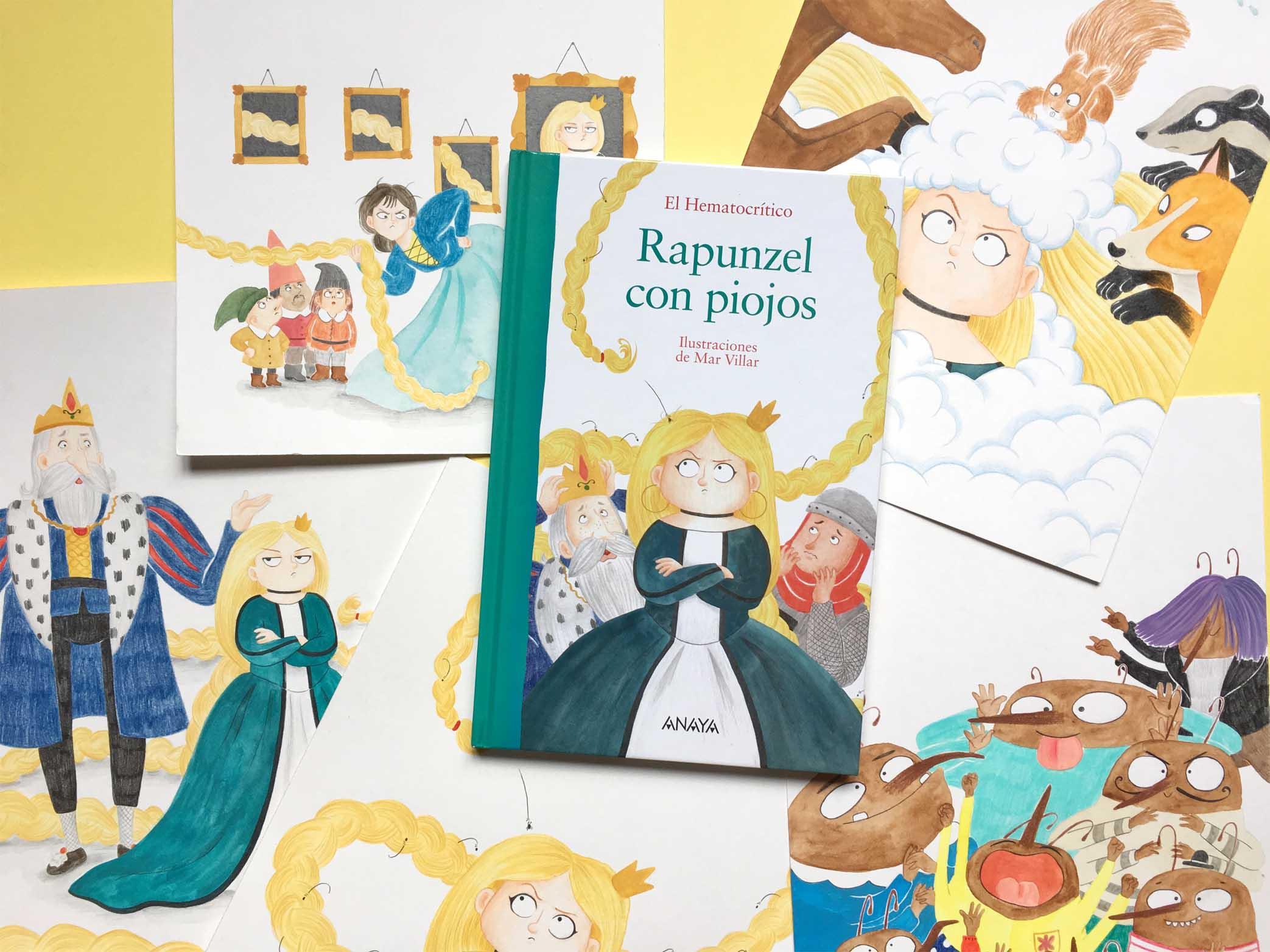 Mar Villar Ilustración infantil