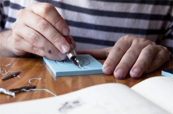 Diseño para marca de productos handmade boto de coto