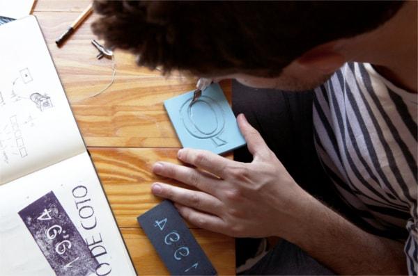 diseño packaging para marca productos handmade boto de coto